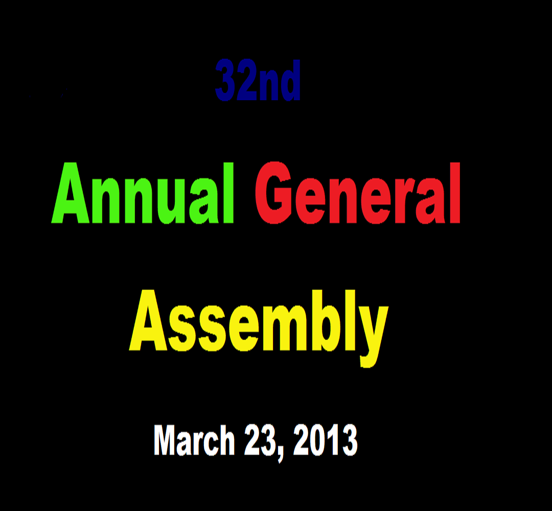 32nd Annual General Assembly