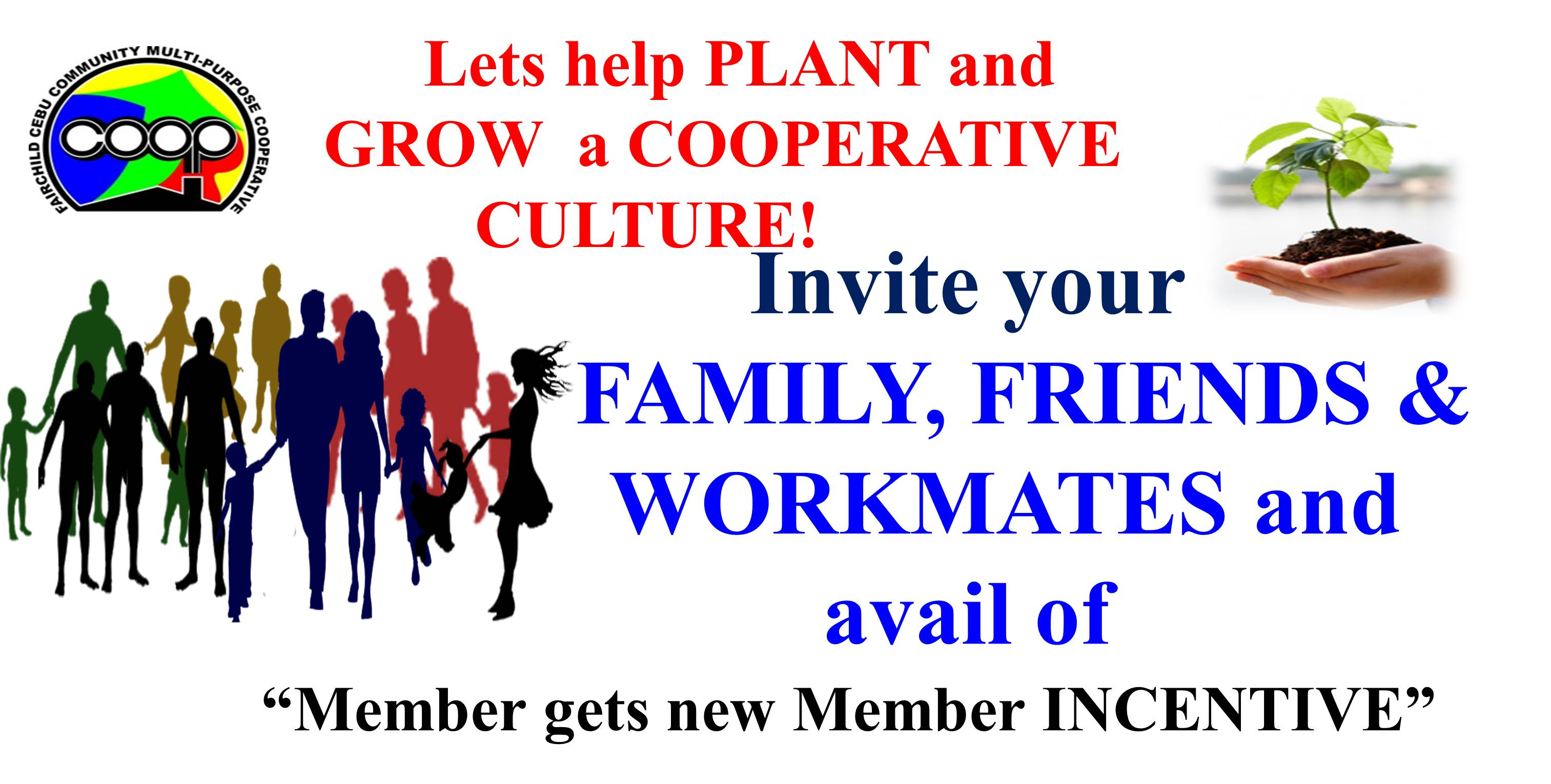 ATTENTION:  FCCMPC COOP MEMBERS