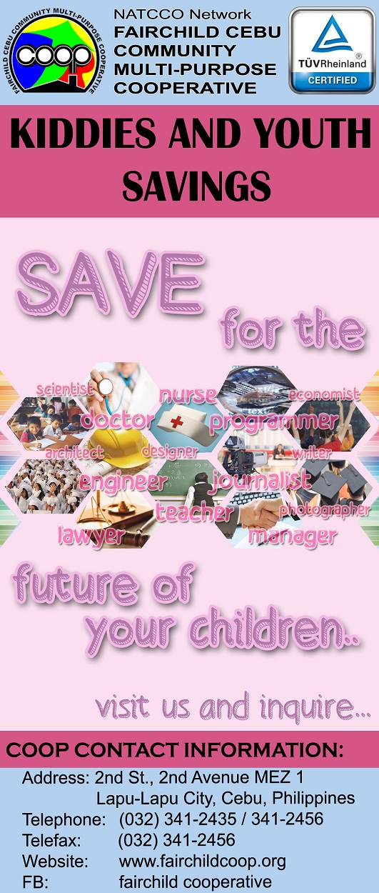<b> Kiddies and Youth Savings </b>
